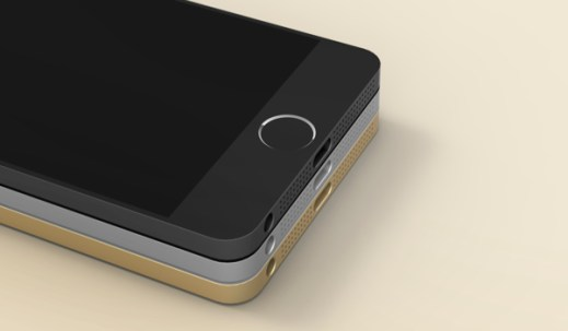 iPhone 6 concept - Touch ID