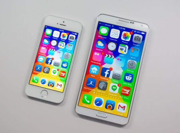 iPhone 6 screen size comparison -  008