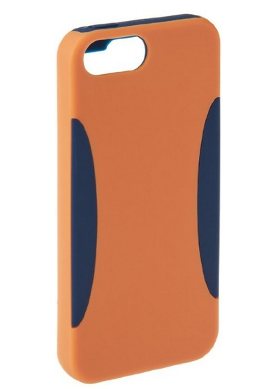 This Amazon Basics iPhone 5 case uses a dual-layer of protection and is only $10.