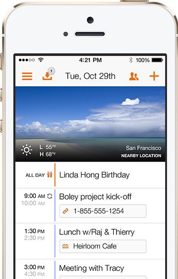 tempo smart calendar