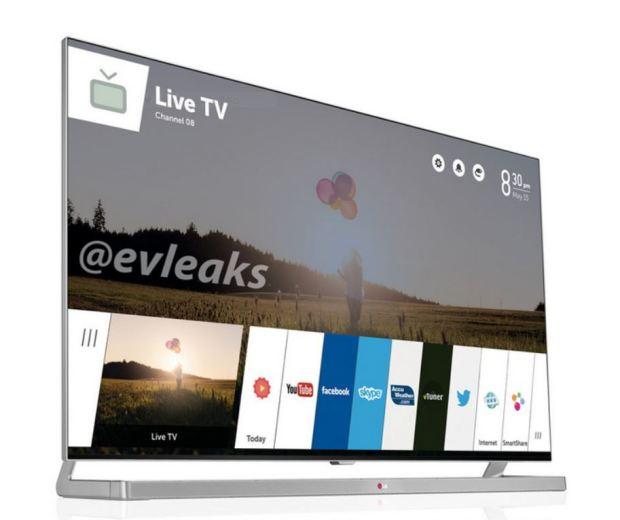 web os tv