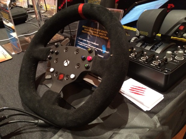 xbox one racing wheel