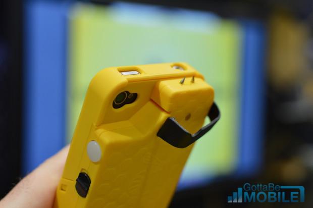 Yellow Jacket stun gun