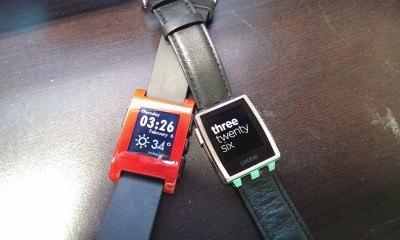 pebble steel with original pebble
