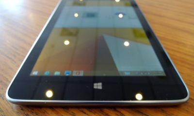 Lenovo Miix 2 8 Windows 8 Tablet portrait