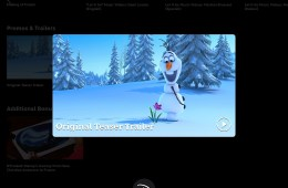 Disney Movies Anywhere Review - Frozen - 6