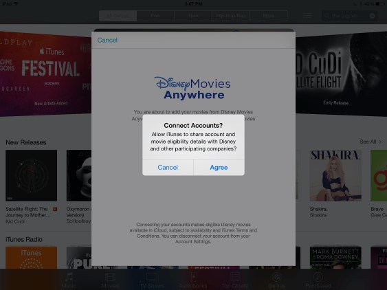Disney Movies Anywhere Review - Frozen - 8