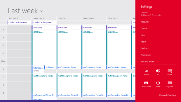 How to Add An Event to the Calendar in Windows 8 (10)