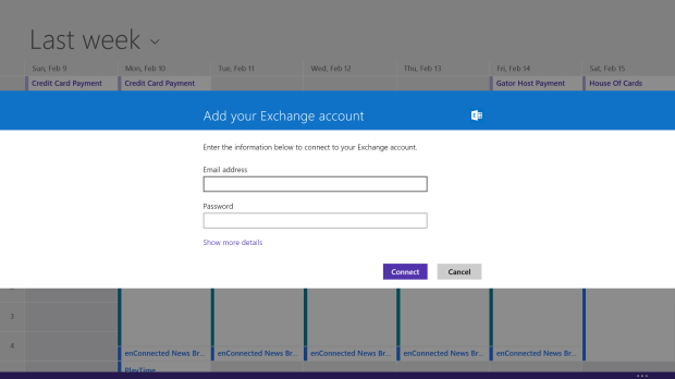 How to Add An Event to the Calendar in Windows 8 (13)
