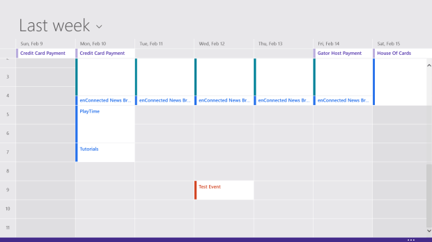 How to Add An Event to the Calendar in Windows 8 (6)