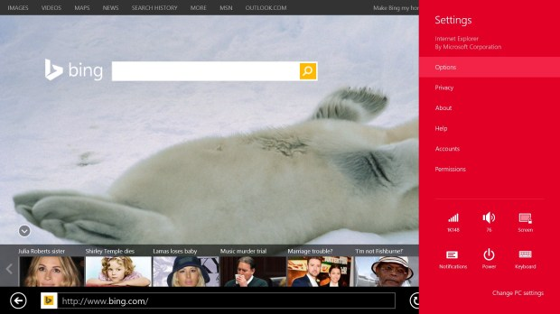 How to Keep the Address bar On Screen in Internet Explorer on Windows 8 (5)