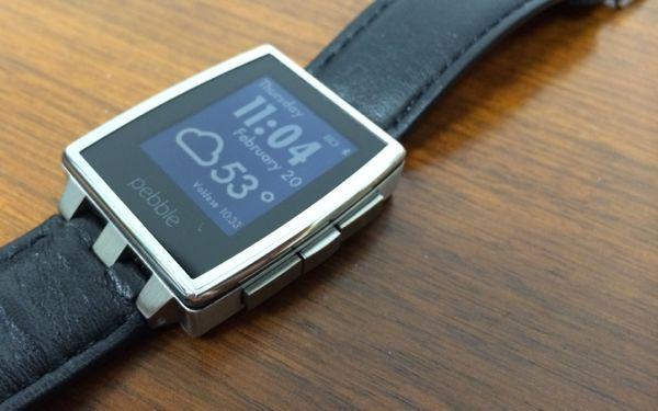 pebble steel watchface