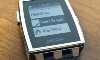pebble steel apps