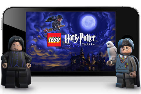 The Lego Harry Potter game is a great LEGO movie companion app until the movie game comes out.