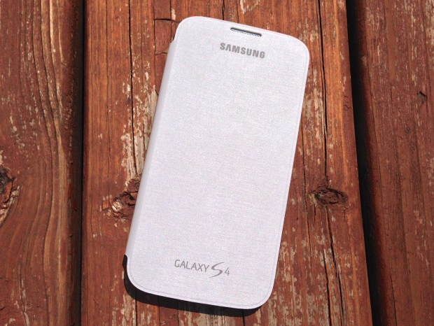 The number of Samsung Galaxy S4 trade-ins spiked in the second half of 2013.