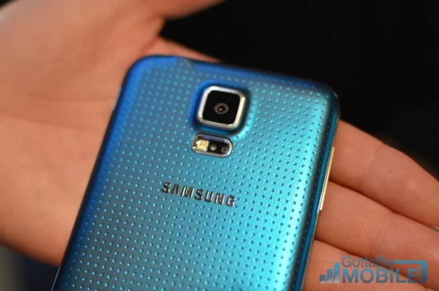 The Samsung Galaxy S5 price is in line with the new HTC One M8.