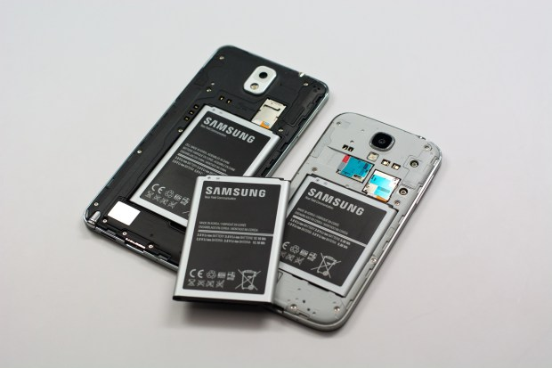 Look for a larger Galaxy S5 battery according to leaks.