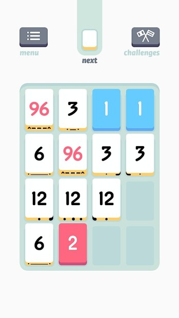 Moving all tiles to a corner is a good way to quickly build a big number.