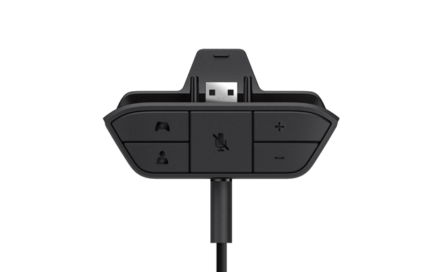 The Xbox One Stereo Headset Adapter
