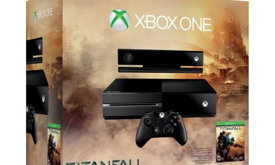 The Xbox One Titanfall bundle includes a free digital copy of Titanfall.