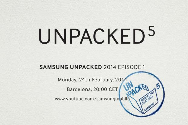 The Galaxy S5 launch date is reportedly coming February 24th.
