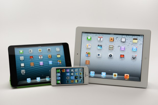 The iPad 4 could return in 2014.