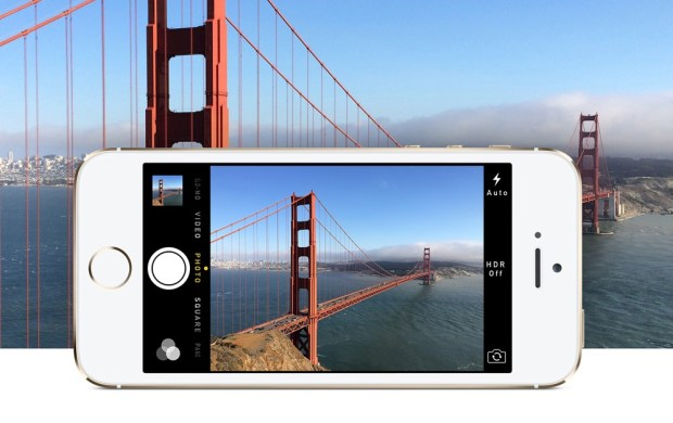Bigger pixels equal better photos according to Apple, and they also equal larger photo sizes.