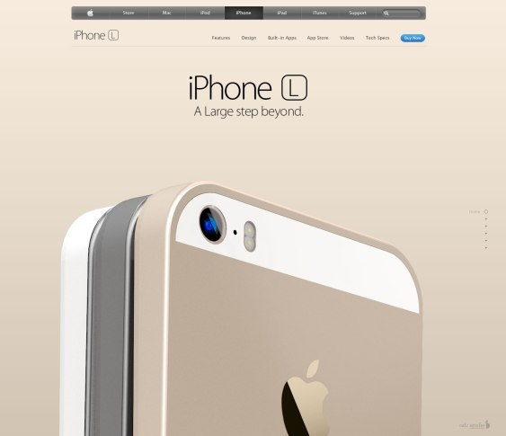iPhone 6 Concept - 1