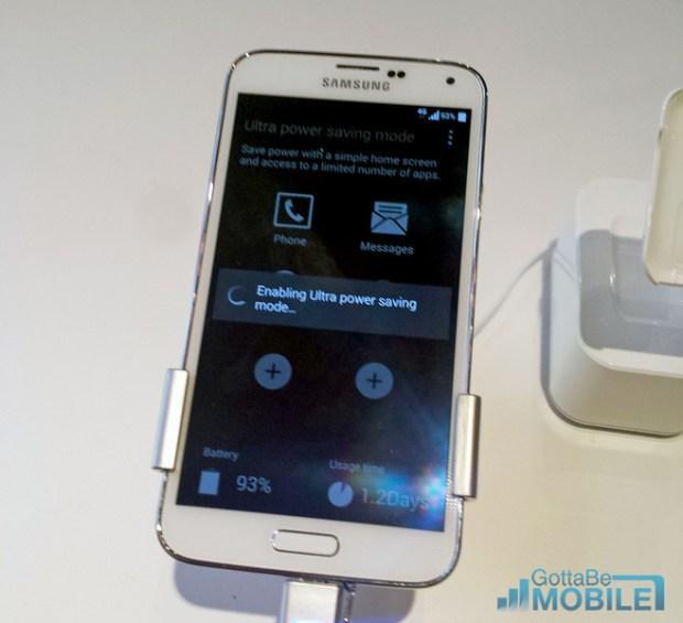 Galaxy S5 Powersaving-L