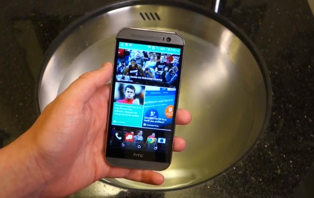 HTC-Onewater