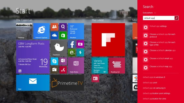 How to Set Apps to Open in the Desktop in Windows 8 (3)