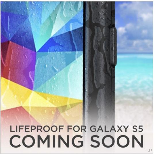 Lifeproof Galaxy S5 Case
