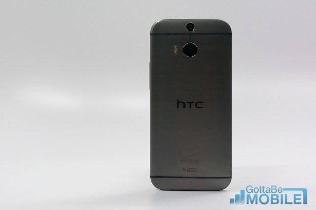 New HTC One M8 -  3-X2