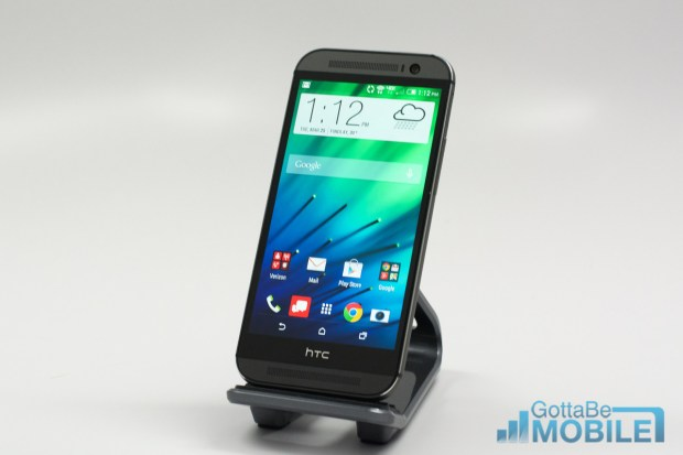 New HTC One M8 Review -  4-X2
