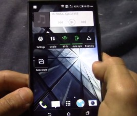 New HTC One Video - 5