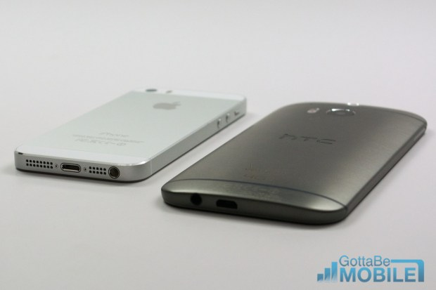 New HTC One vs iPhone 5s - 4