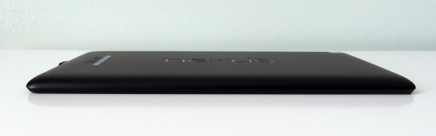 The Nexus 7 LTE on Verizon is as thin as the WiFi model.