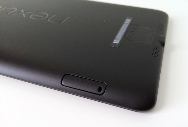 The SIM card slot is the only exterior difference.