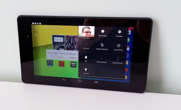 The Nexus 7 LTE on Verizon is a very nice tablet for users that want Android and fast LTE.