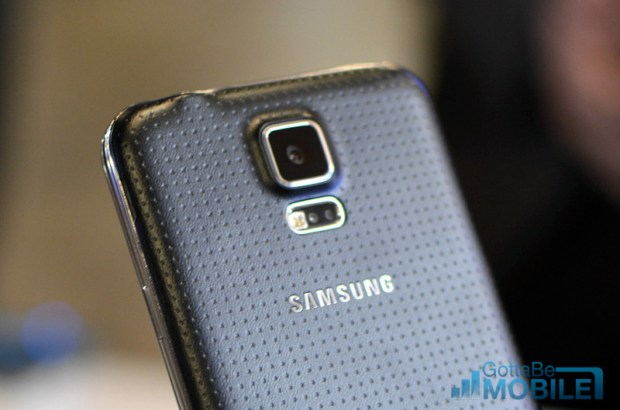 The Galaxy S5 camera is paired with great software features.