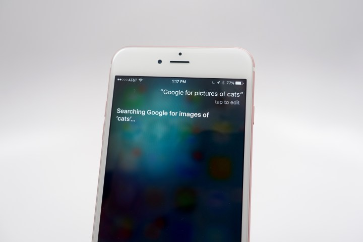 Force Siri to search Google instead of Bing.
