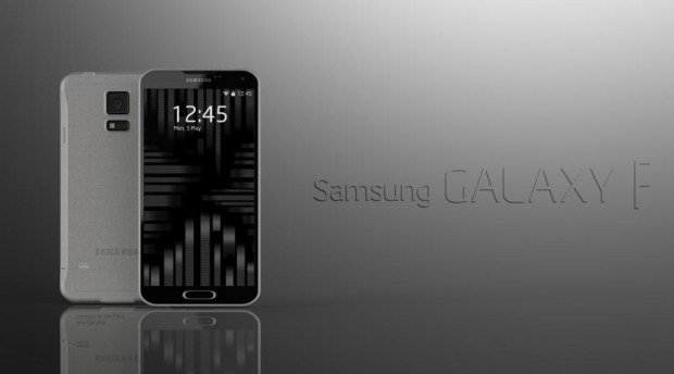 This Galaxy F concept brings Galaxy S5 metal design rumors back from the grave.