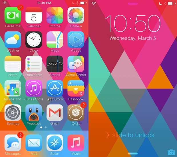 Best iOS 7 Themes for iPhone: Cydia Themes for Winterboard