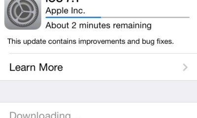iOS 7.1 downgrade