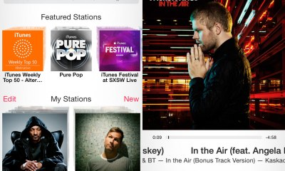 The iOS 8 update could bring an iTunes Radio app that exists outside of the stock Music App.
