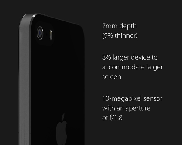 An improved camera is one iPhone 6 feature we expect to see in 2014.