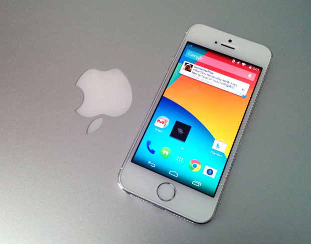 A larger iPhone 6 could bring Android users to iPhone.