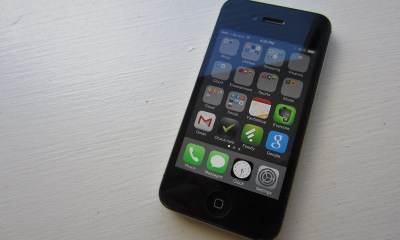 iPhone 4 on iOS 7.1