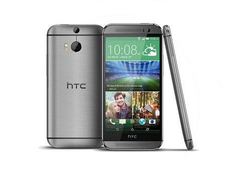 All New HTC One M8