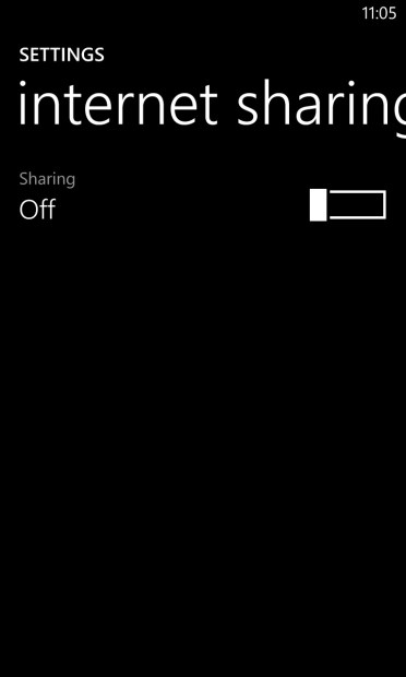 How To Turn On Personal Hotspot on the Lumia 520 (4)